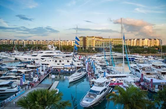 第八届新加坡游艇展倒计时 -游船 Travel Link Daily 旅业链接图片